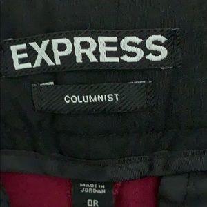"Express Pants - Express ""Columnist"" pant"